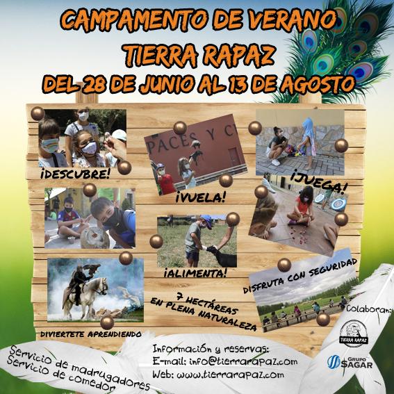 Campamento Tierra Rapaz